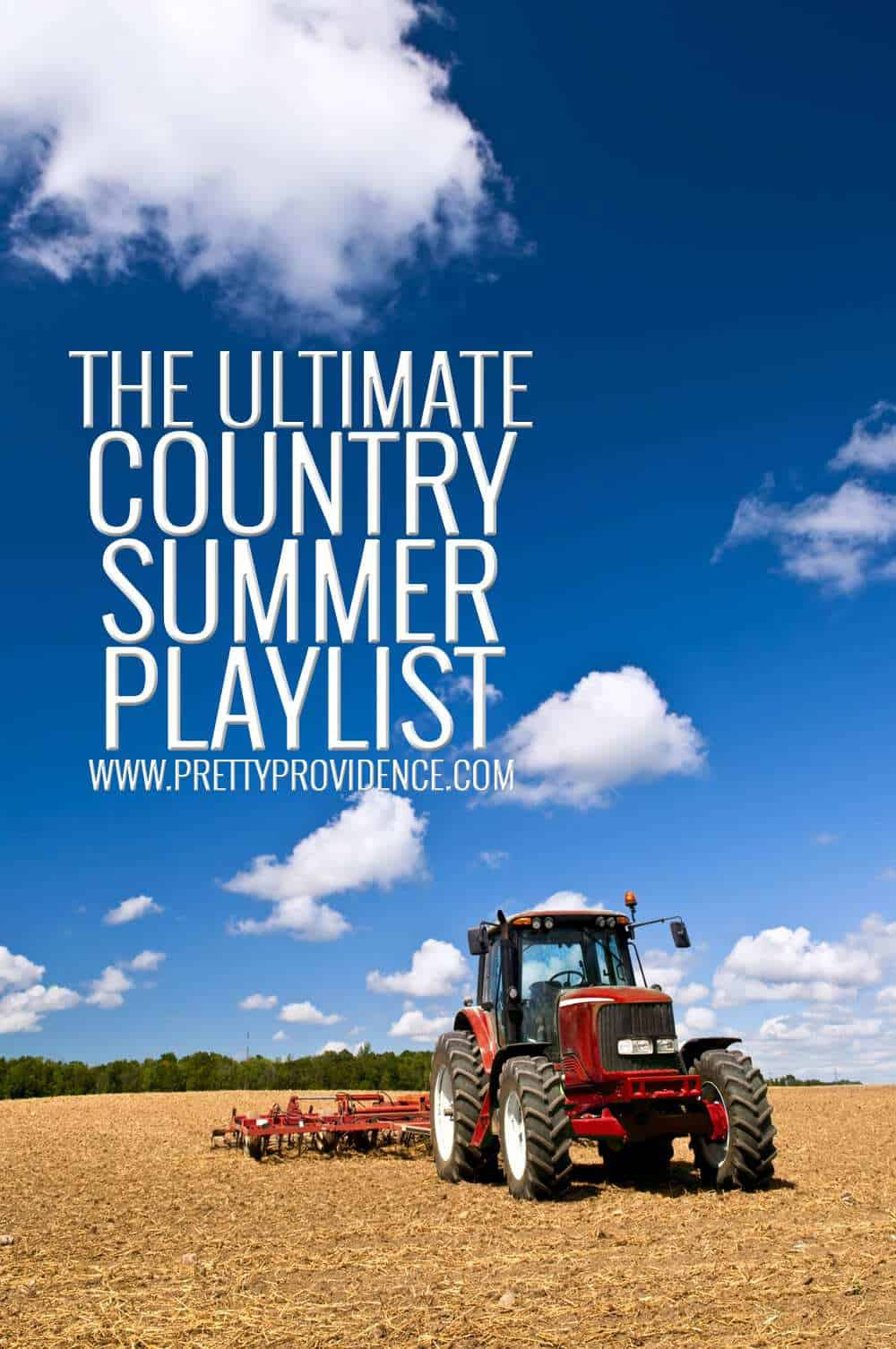 The ULTIMATE Country Summer Playlist! These songs are bound to put a smile on your face and a skip in your step! Literally turns my bad days around when I turn it on!
