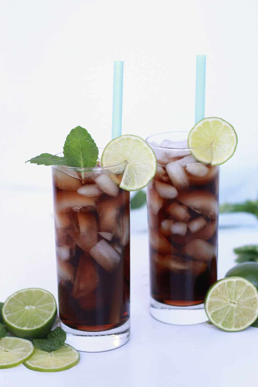 Dirty Dr. Pepper Non Alcoholic Drink