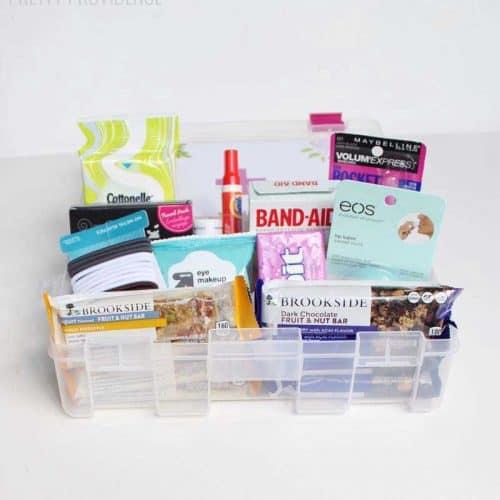 Emergency Kit Teacher Gift