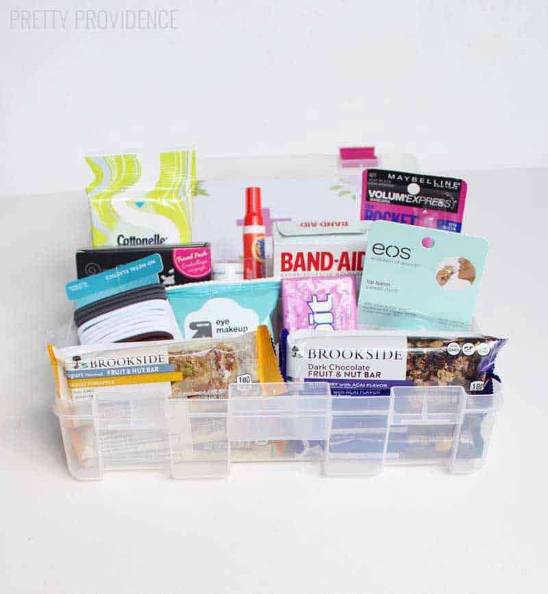 TEACHER emergency kit!!! Practical and awesome!!