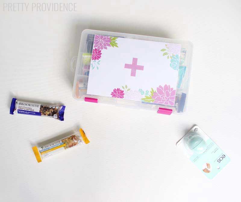 TEACHER Emergency Kit!!! Practical and awesome teacher gift!!
