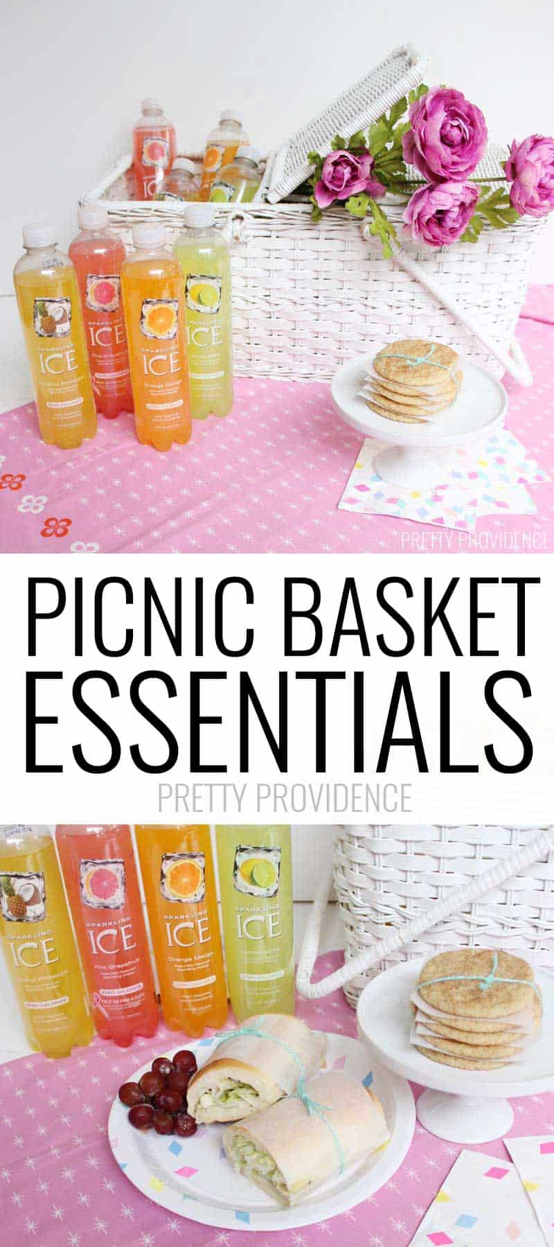 Everything you need to bring for the PERFECT picnic!!!