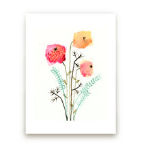 Watercolor from Minted!
