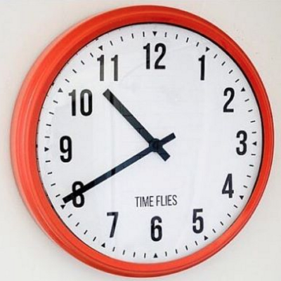 IKEA Clock Makeover