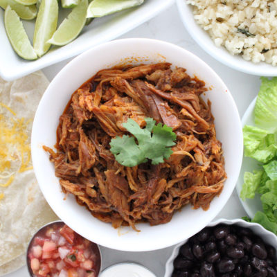 Okay this copycat Cafe Rio pork is AMAZING! It tastes just like the real deal. New family favorite, hands down!