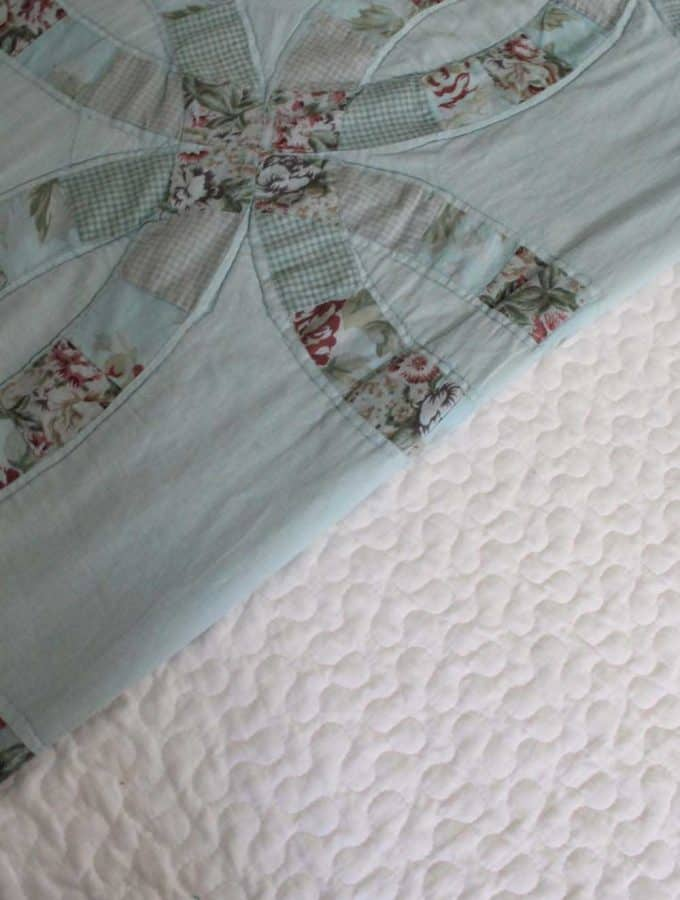 How to Dye a Quilt