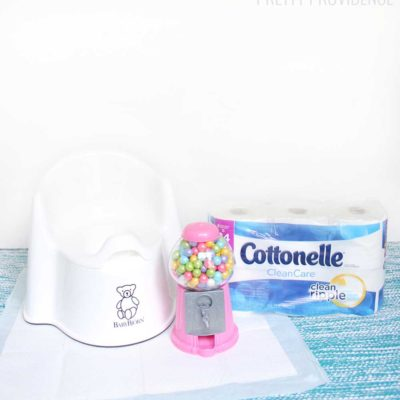Potty Training Hacks to Make it Easier