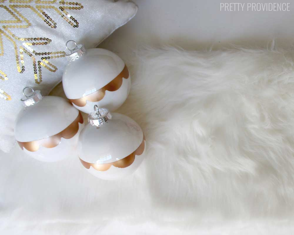 gold-scalloped-ornaments-diy