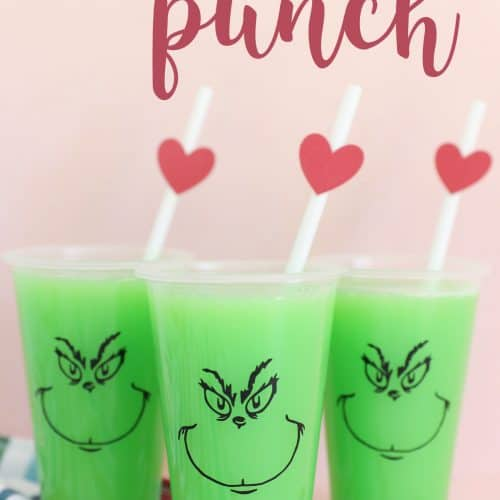 Grinch Party Punch