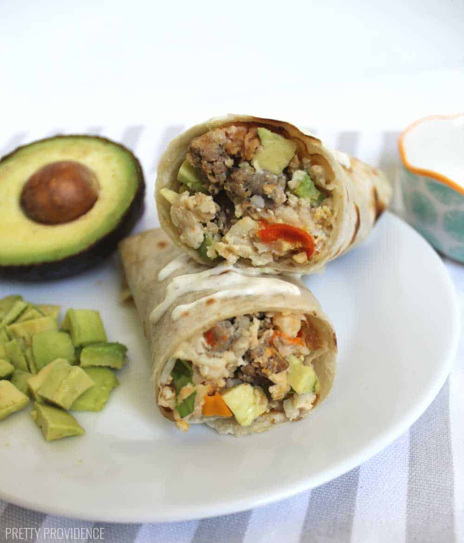 breakfast-burritos-slow-cooker-1