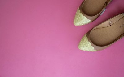 Make your own Embellished Flats for less than $10