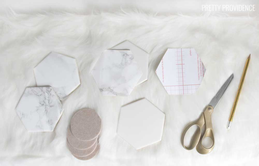 diy-marble-coasters-process