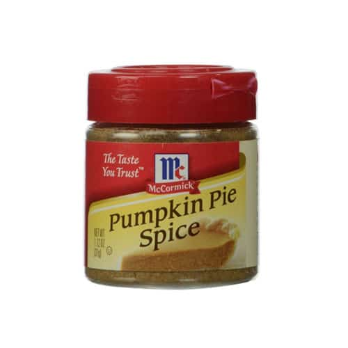 Pumpkin Pie Spice for Pumpkin Dessert
