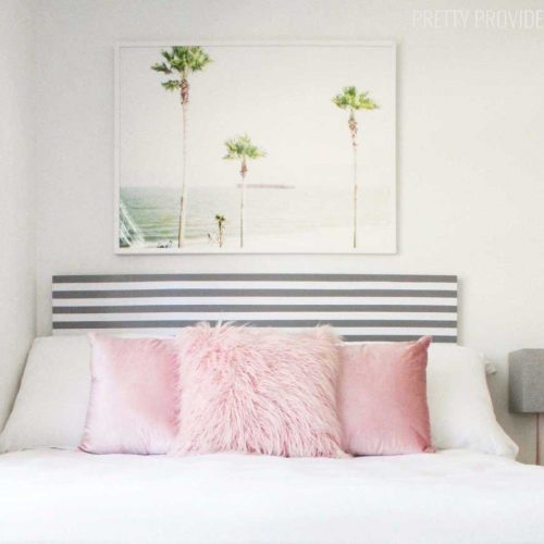 Bright + Happy Guest Bedroom