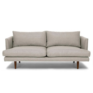 Burrard Gray Loveseat from Article