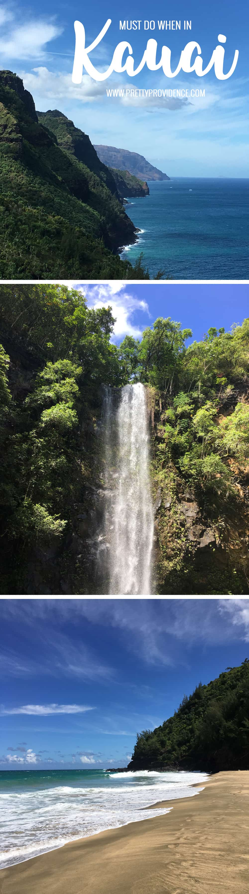 Must do when you go to Kauai! From what to do for fun to where to eat to where all the must have treats are!