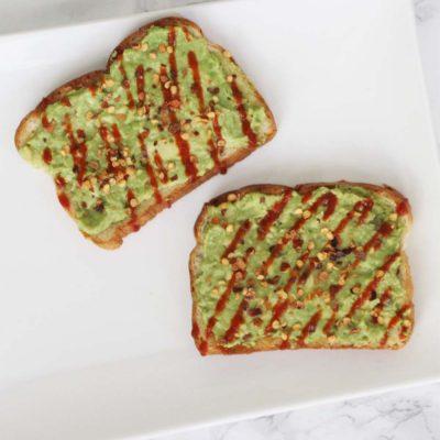 Easy & Delicious Avocado Toast
