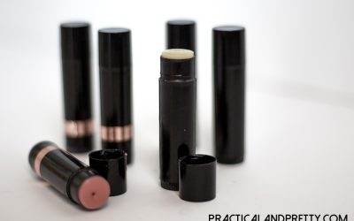 Making your own chapstick is so simple. You'll wonder why you hadn't done it sooner!