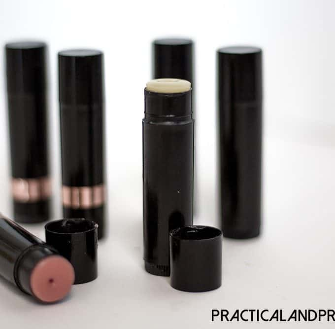 Easy DIY Tinted Chapstick