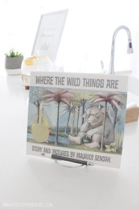 "I am in love with this ""where the wild things are"" baby shower! Includes free printable signs and food tags and could work for either gender!"