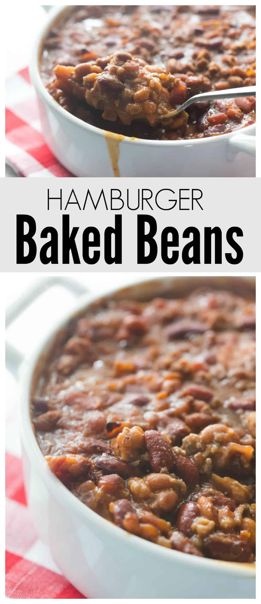 hamburger-baked-beans