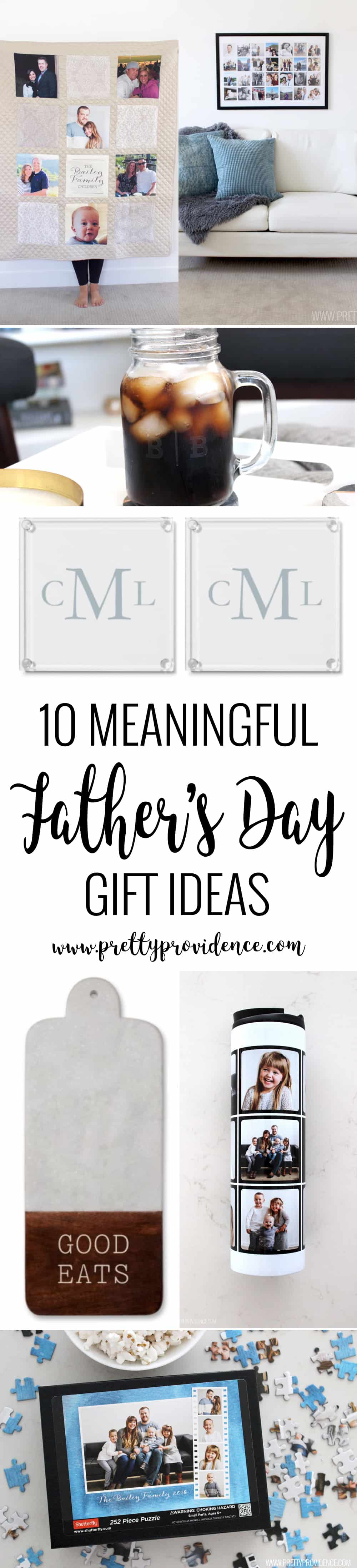 10 amazing personalized fathers day gift ideas! Gifts for the special man in your life, in all different price points! Lots of good ideas in here!