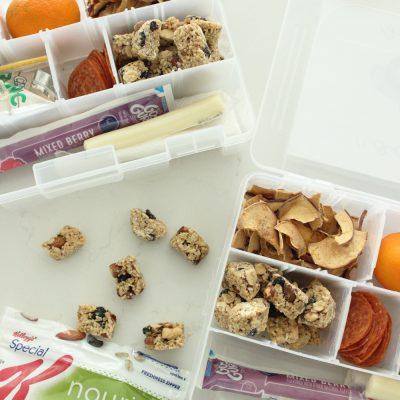 Road Trip Snack Kit