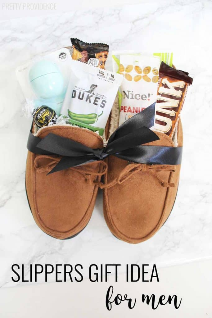 Father's Day Gift - Slippers