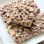 S'mores Rice Krispy Treats