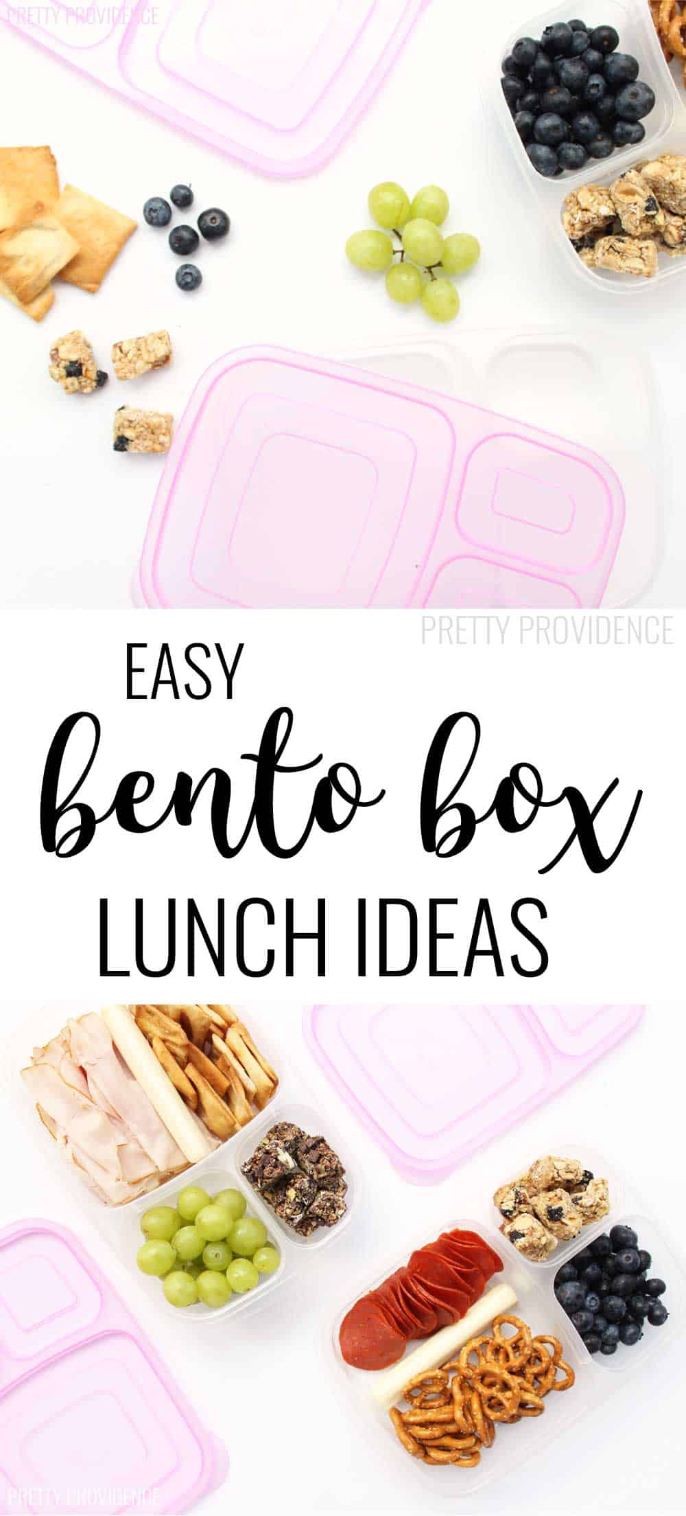 bento box lunch ideas pretty providence. Black Bedroom Furniture Sets. Home Design Ideas