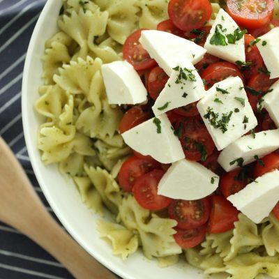 Bruschetta Pasta Salad