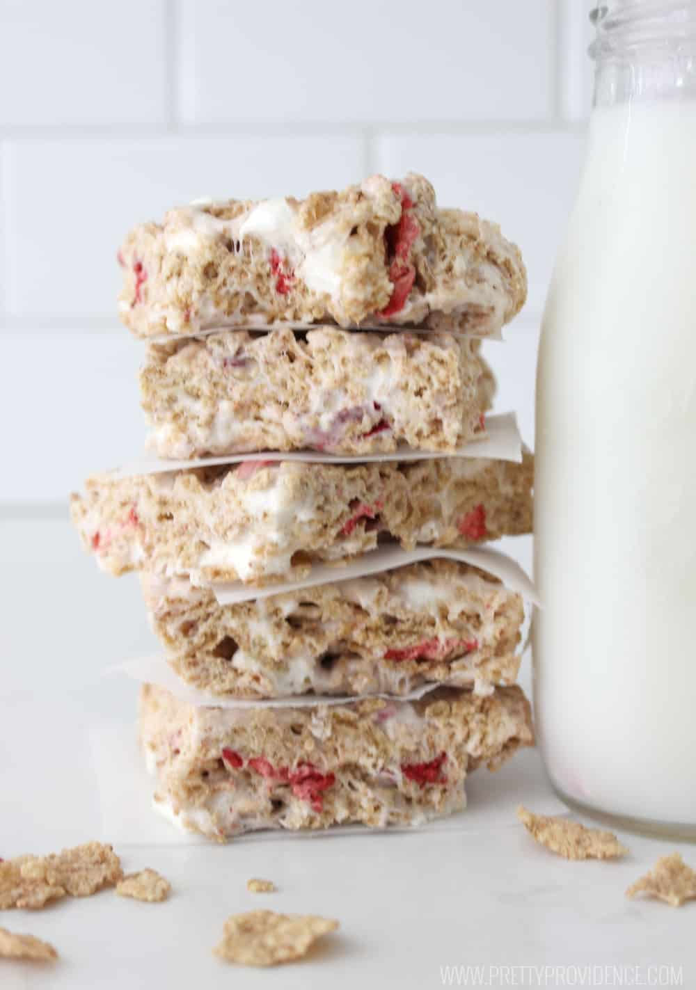 Strawberry cereal bars yummy strawberry cereal bars so easy to make but so flavorful and delicious ccuart Choice Image