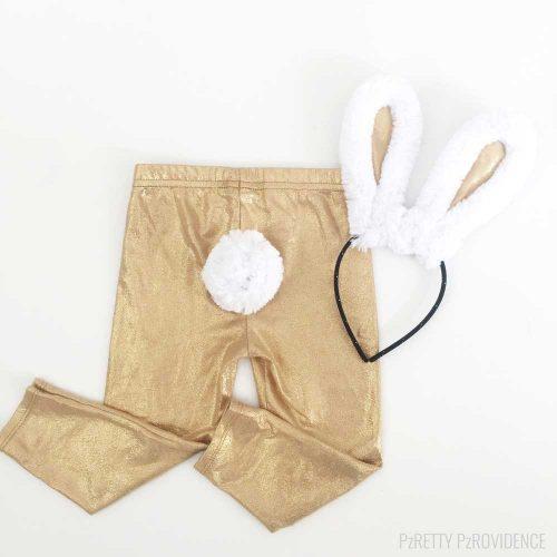 Easy Bunny Costume