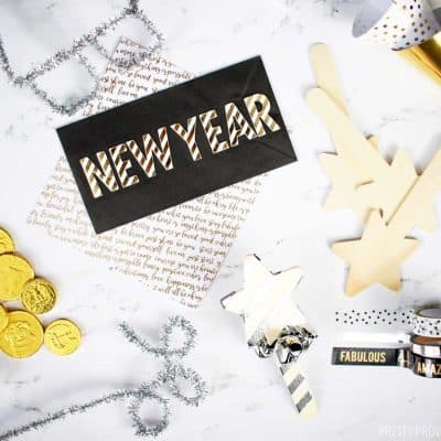 New Year's Eve Goodie Bags