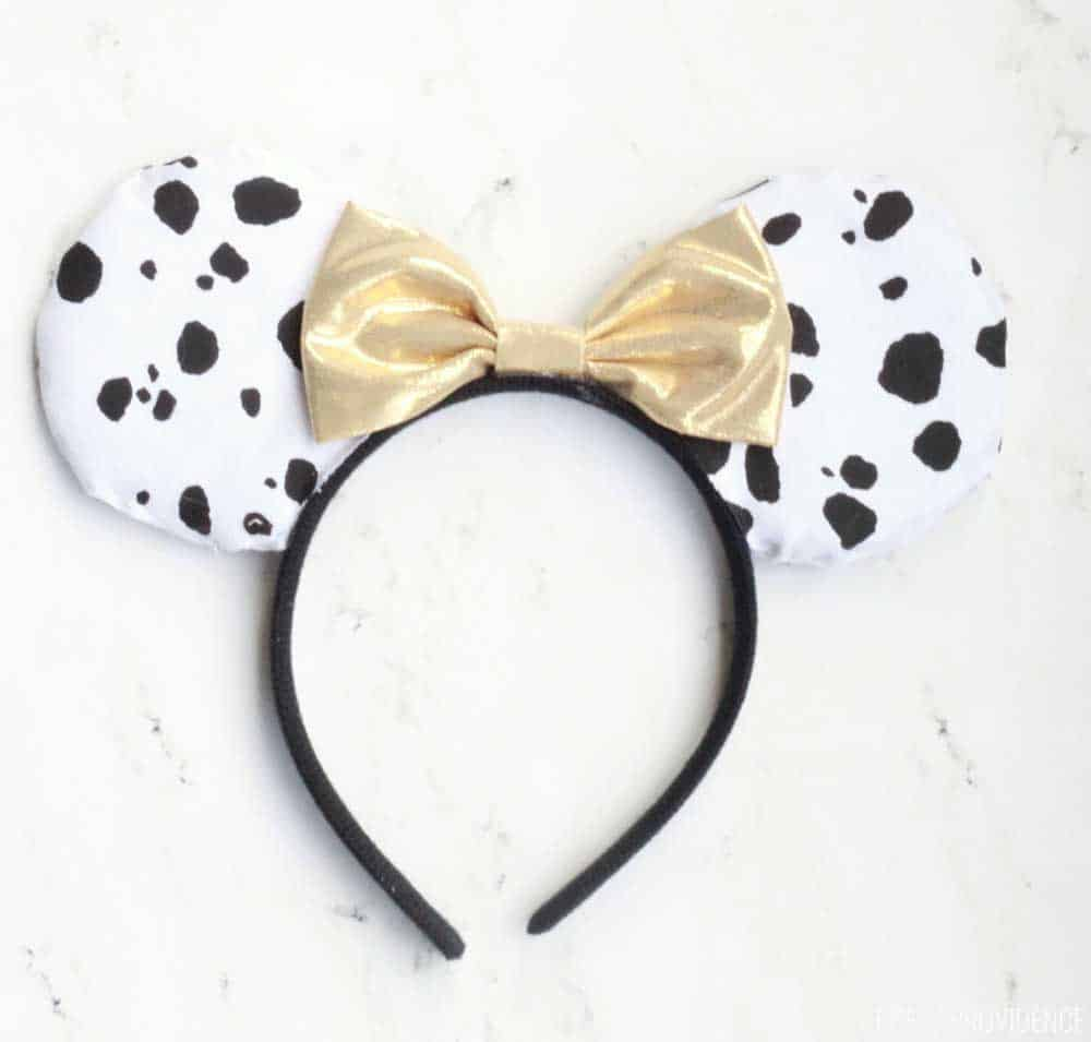 Diy No Sew Disney Ears Pretty Providence