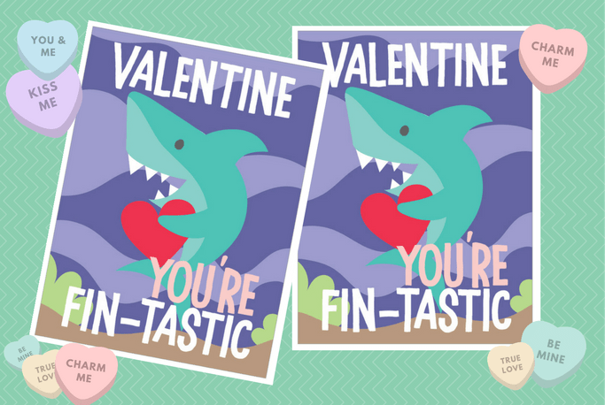 shark_valentine_printable
