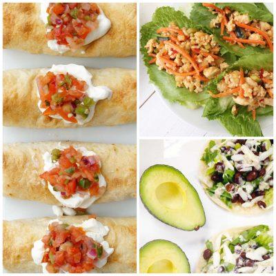 50+ Healthy Meals!