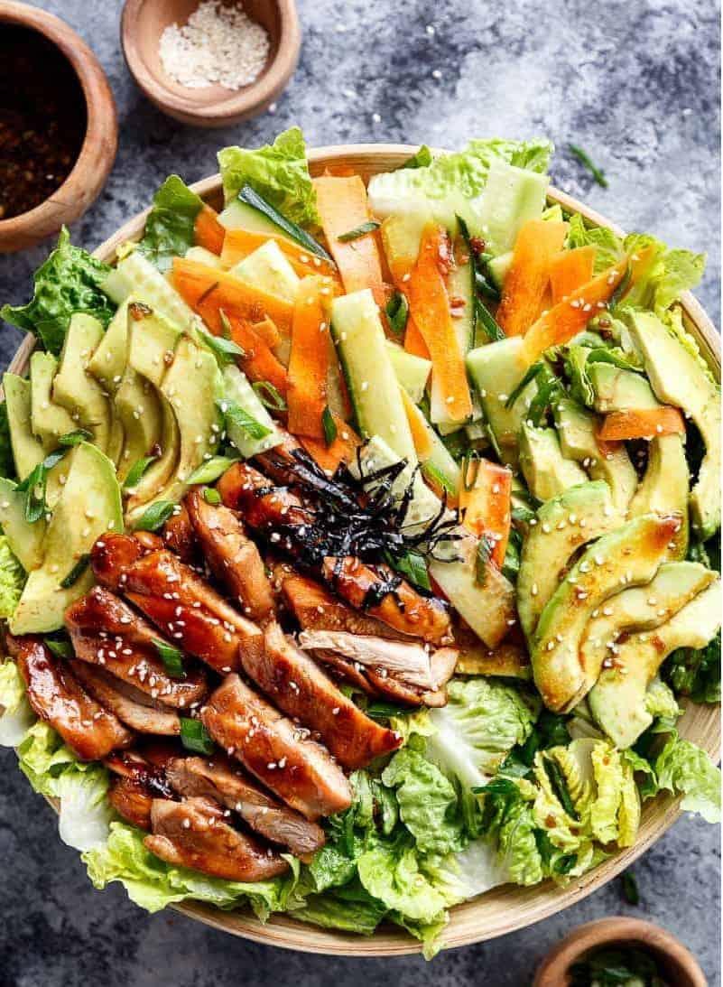 teriyaki-chicken-salad