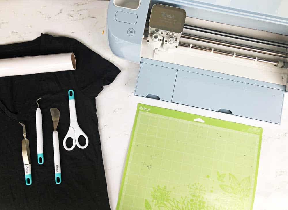 cricut-supplies-disney-shirt