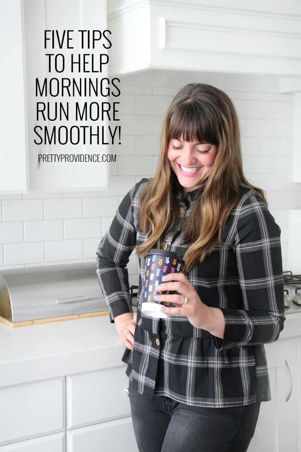 Five tips to help mornings to smoother! I love all these tips, every little bit helps!