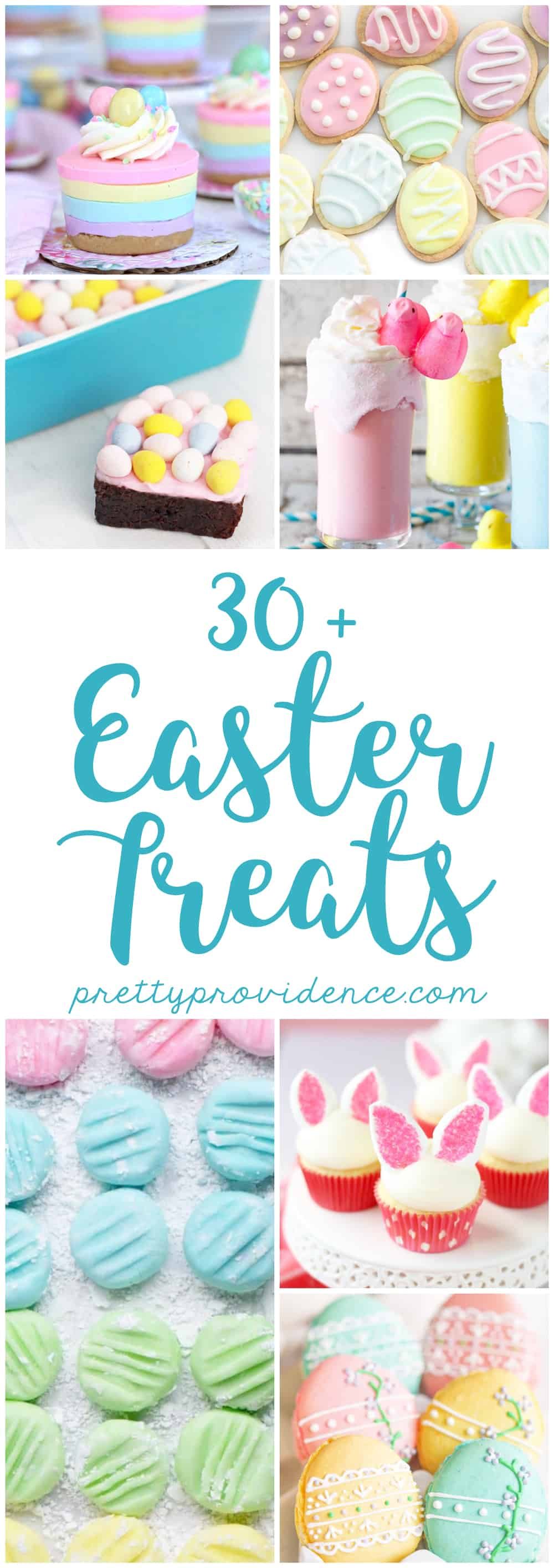 30 Festive Christmas Acrylic Nail Designs: 30+ Fun Easter Dessert Recipes! Yummy And Festive