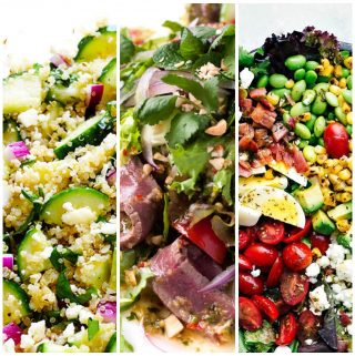 Best Salad Recipes!