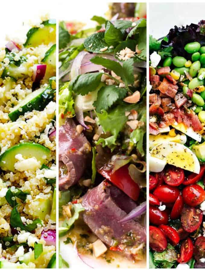 Over 30 Refreshing Salad Recipes