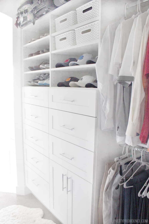 master closet ideas. master closet shelves. master closet hat storage, master closet safe cupboard etc.