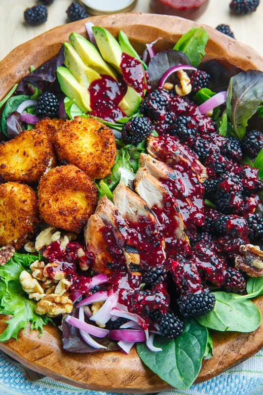Chicken Based Salad Recipes