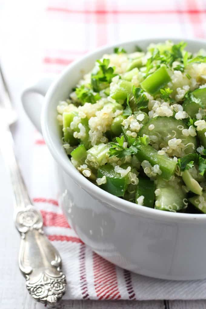Quinoa Based Salad Recipes