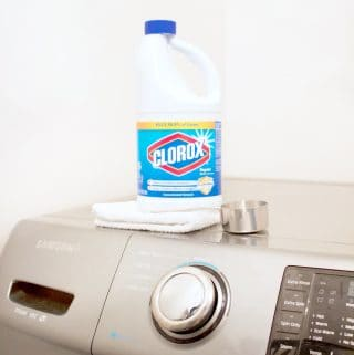 How to clean a high efficiency washing machine!