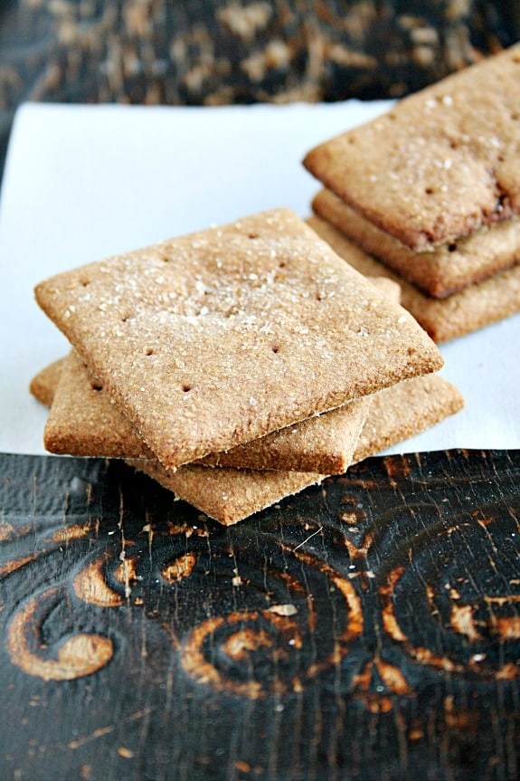 School Lunch a-c-graham-crackers