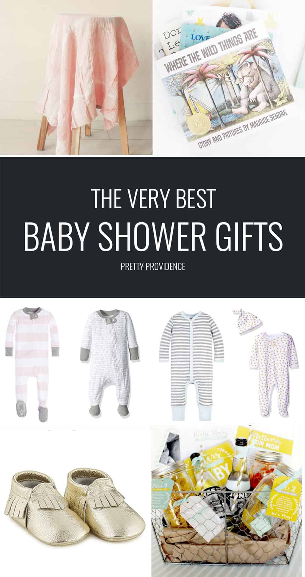 The Best Baby Shower Gift Ideas!