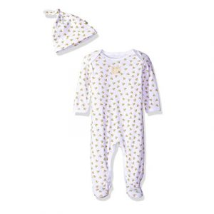 Burt's Bees Newborn Pajamas! Best baby pj's ever!